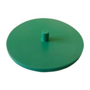 Diafragma Universal para Porta Bicos Antigotejo Hypro em Viton - Verde (4200-0004V) - Canal Agrícola