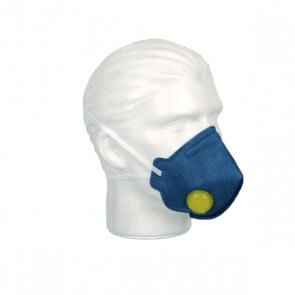 Respirador Mask Face PFF1 Valvulado Air Safety (511.001.013)